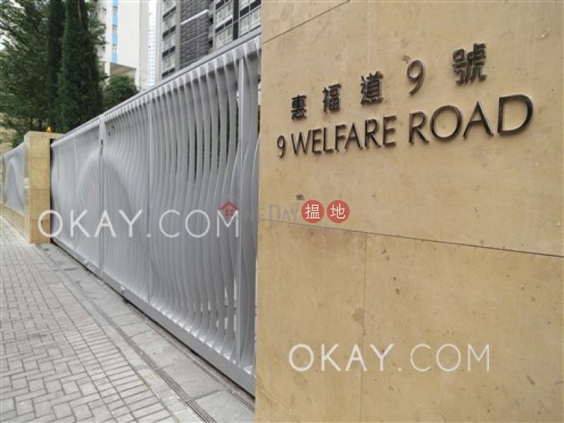 香港搵樓|租樓|二手盤|買樓| 搵地 | 住宅-出售樓盤|1房1廁,星級會所,可養寵物,露台《深灣 9座出售單位》