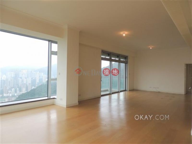 5房3廁,連車位,露台《Interocean Court出租單位》-26山頂道 | 中區香港-出租-HK$ 228,000/ 月