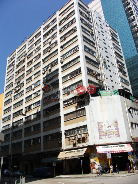 Leapont Industrial Building, Leapont Industrial Building 聯邦工業大廈 Sales Listings | Sha Tin (andy.-04933)