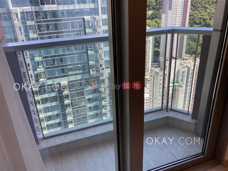 2房1廁,極高層,連租約發售,露台本舍出租單位-97卑路乍街 | 西區香港-出租-HK$ 37,000/ 月