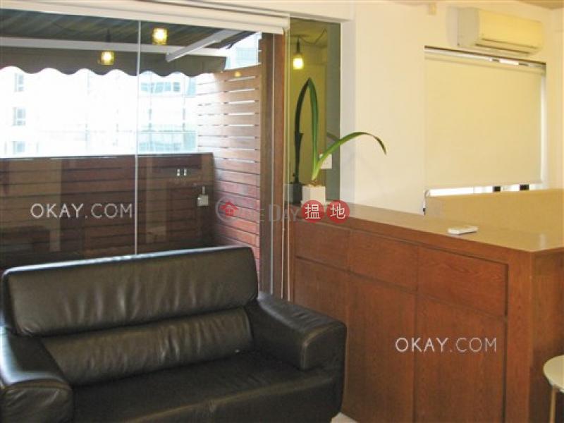 HK$ 22,000/ month, Rialto Building Wan Chai District | Tasteful high floor with terrace & balcony | Rental