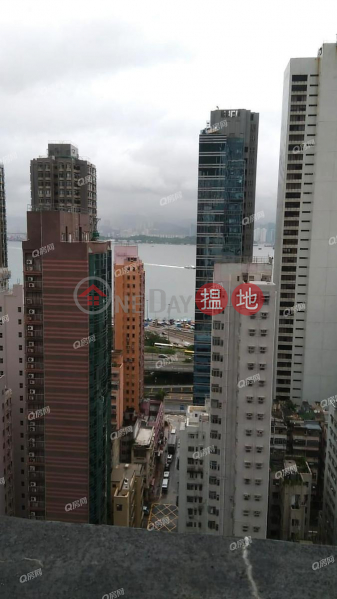 HK$ 23,000/ 月|豐景閣-西區-交通方便,內街清靜,開揚遠景,名人大宅,環境優美《豐景閣租盤》
