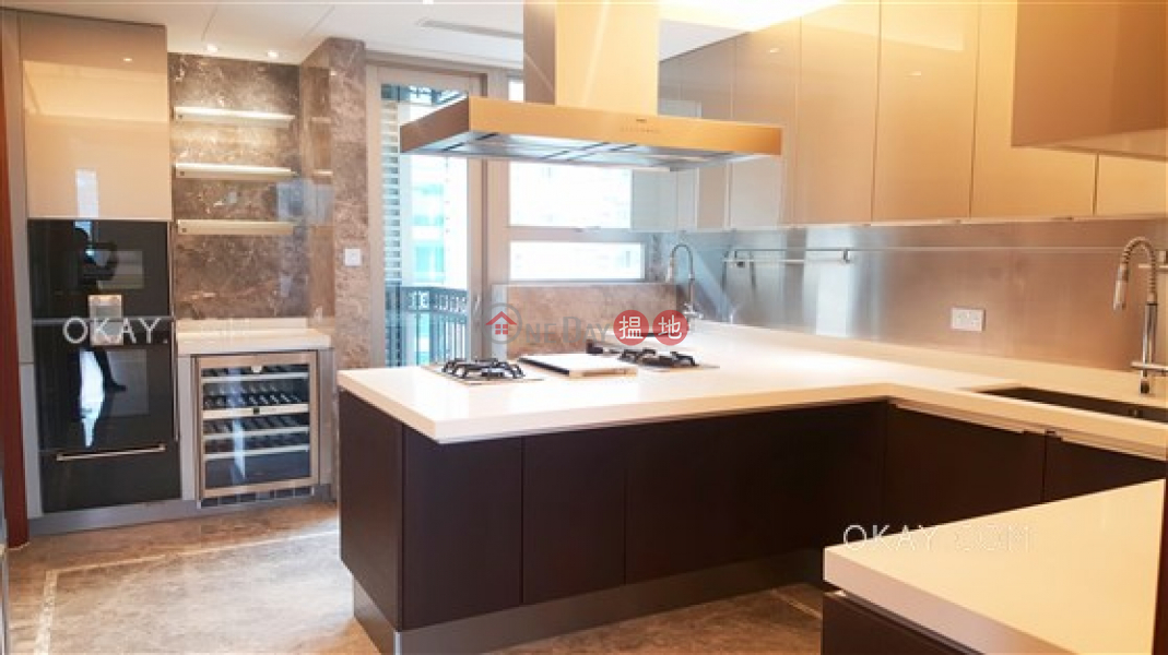 Stylish 5 bedroom on high floor with balcony & parking | For Sale 6 Shiu Fai Terrace | Wan Chai District Hong Kong | Sales HK$ 135.92M