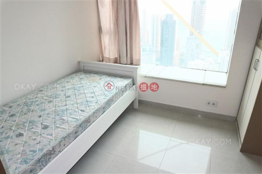 HK$ 39,000/ month University Heights Block 2 Western District Rare 3 bedroom on high floor with sea views & balcony | Rental