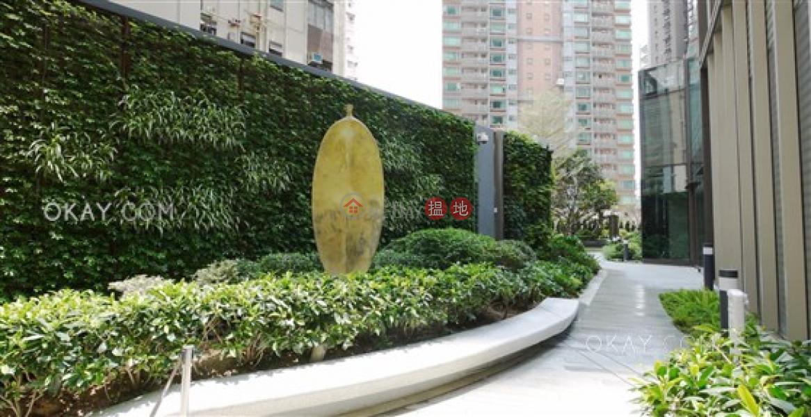 2房1廁,星級會所,露台殷然出租單位|100堅道 | 西區香港-出租-HK$ 48,000/ 月
