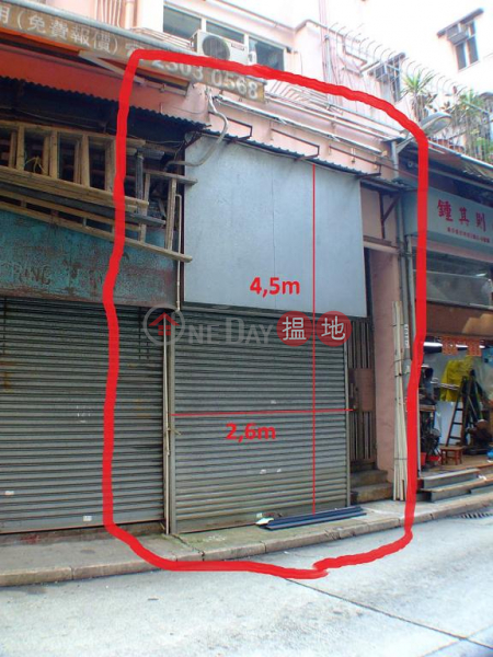 置樂台-110-商舖-出售樓盤HK$ 420萬