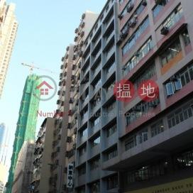 納東中心(美斯工商中心),大角咀, 九龍