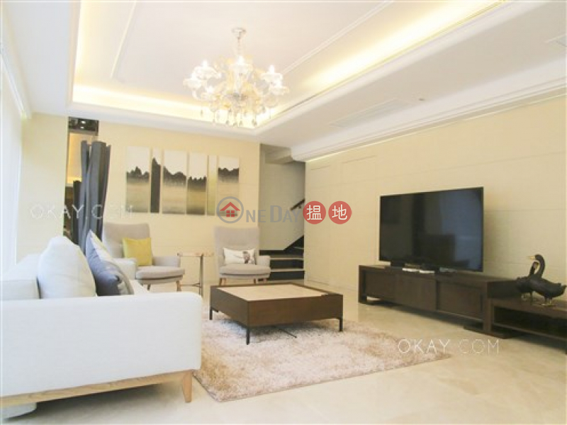 Property Search Hong Kong | OneDay | Residential, Rental Listings | Unique 3 bedroom with balcony & parking | Rental