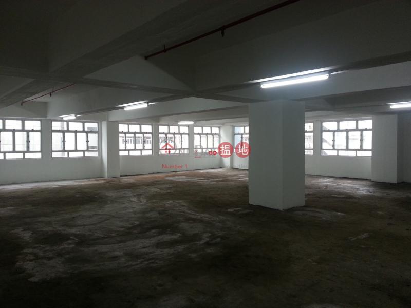 超筍 大型倉庫 企理開揚|葵青葵灣工業大廈(Kwai Wan Industrial Building)出租樓盤 (poonc-04438)