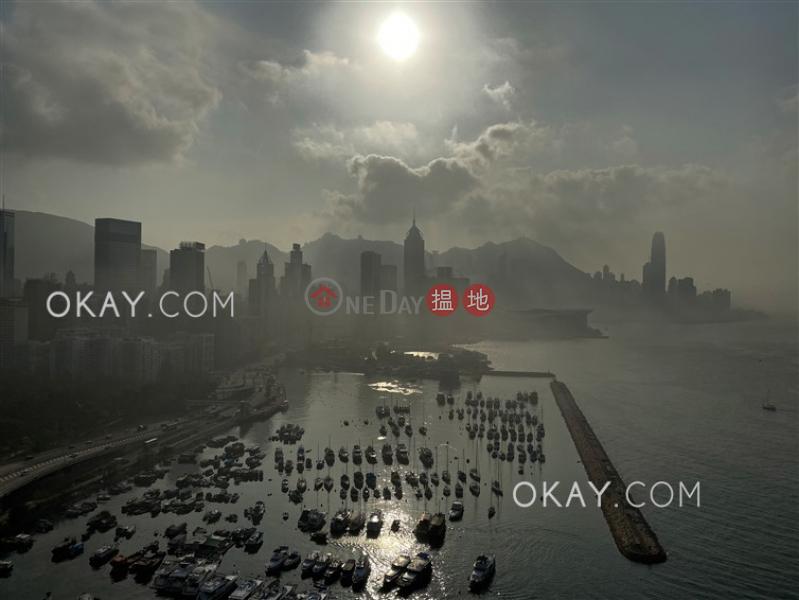 HK$ 53,000/ 月-維多利中心 2座-灣仔區-3房2廁,實用率高,極高層,可養寵物《維多利中心 2座出租單位》