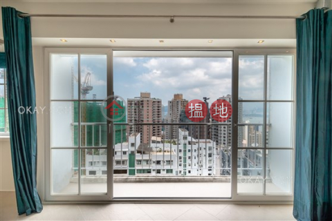 Lovely penthouse with rooftop, balcony | For Sale|Skyline Mansion(Skyline Mansion)Sales Listings (OKAY-S28833)_0