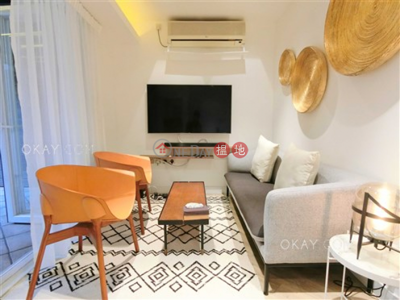 Stylish 1 bedroom with terrace | For Sale | Sunrise House 新陞大樓 Sales Listings