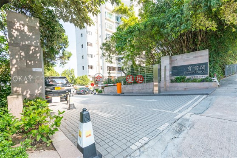 Exquisite 3 bedroom with sea views, balcony | For Sale | Bowen Place 寶雲閣 Sales Listings