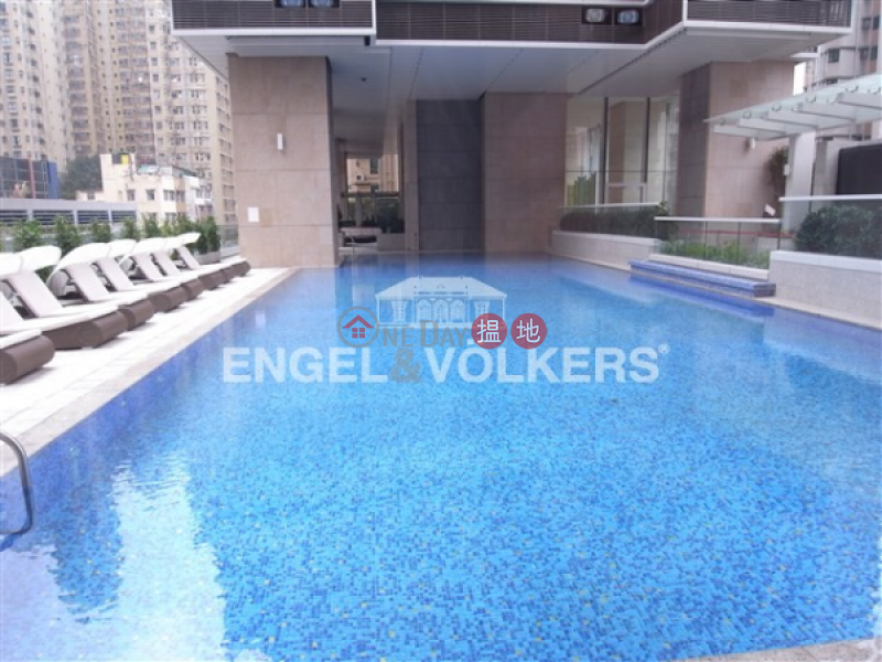 HK$ 20M Island Crest Tower 1 Western District 3 Bedroom Family Flat for Sale in Sai Ying Pun