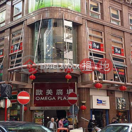 Studio Flat for Rent in Mong Kok|Yau Tsim MongOmega Plaza (Omega Plaza )Rental Listings (EVHK43225)_0
