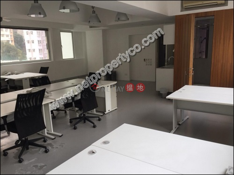 Furnished office for lease in Sheung Wan | 151 Hollywood Road | Western District | Hong Kong | Rental | HK$ 57,000/ month
