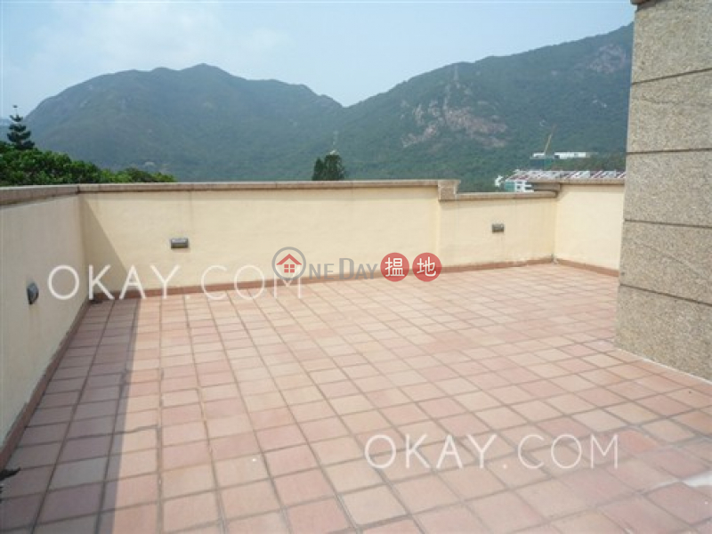 HK$ 150,000/ month | Las Pinadas Southern District Lovely house with rooftop, terrace | Rental