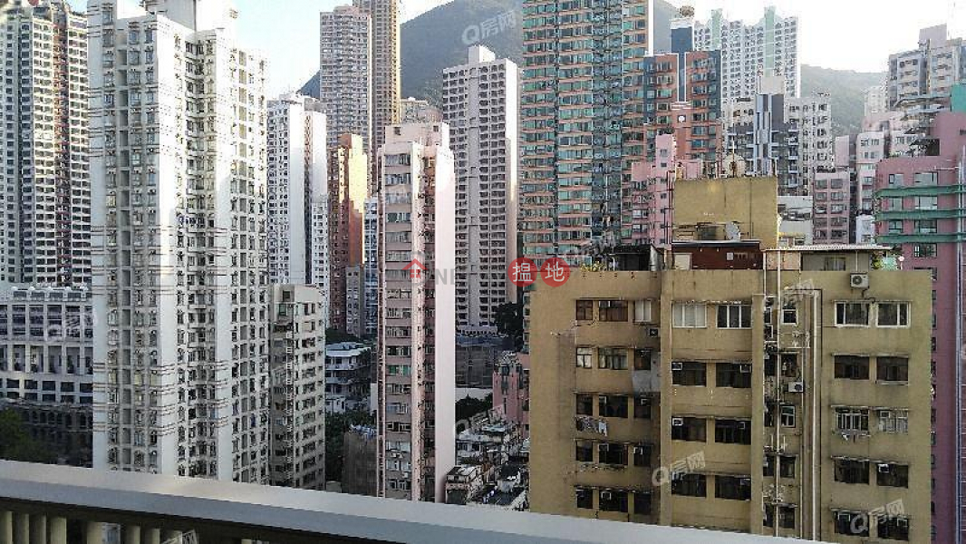 Property Search Hong Kong | OneDay | Residential | Sales Listings | Island Crest Tower2 | 1 bedroom Mid Floor Flat for Sale