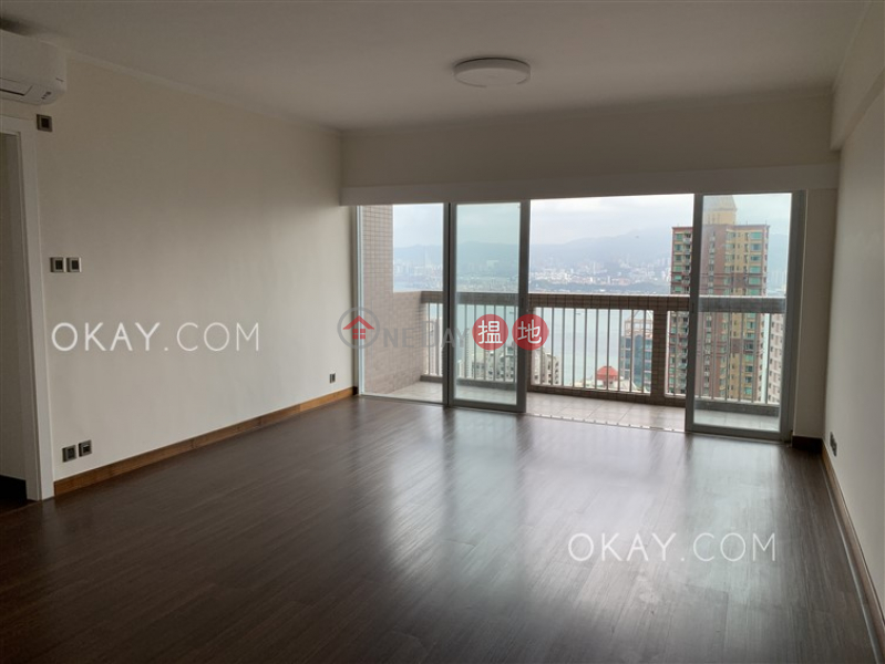 Efficient 2 bed on high floor with balcony & parking | Rental, 41 Conduit Road | Western District Hong Kong | Rental HK$ 62,000/ month