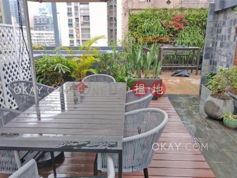 Unique 1 bedroom on high floor with rooftop | Rental|9-13 Shelley Street(9-13 Shelley Street)Rental Listings (OKAY-R62740)_0