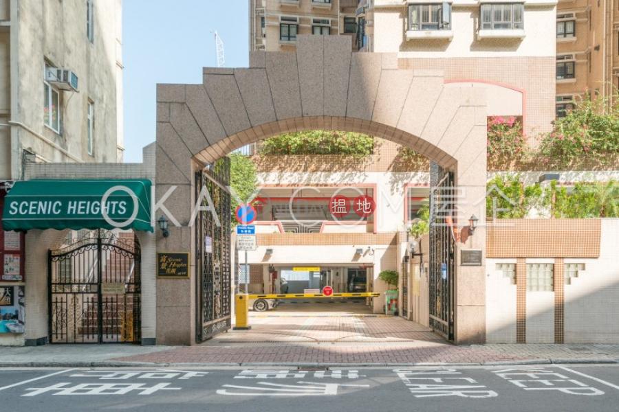 2房1廁,實用率高,海景,露台富景花園出租單位|富景花園(Scenic Heights)出租樓盤 (OKAY-R72802)