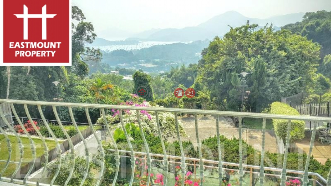 Sai Kung Village House | Property For Sale in Greenpeak Villa, Wong Chuk Shan 黃竹山柳濤軒-Sea view, Garden | Property ID:2494 | Wong Chuk Shan New Village 黃竹山新村 Sales Listings