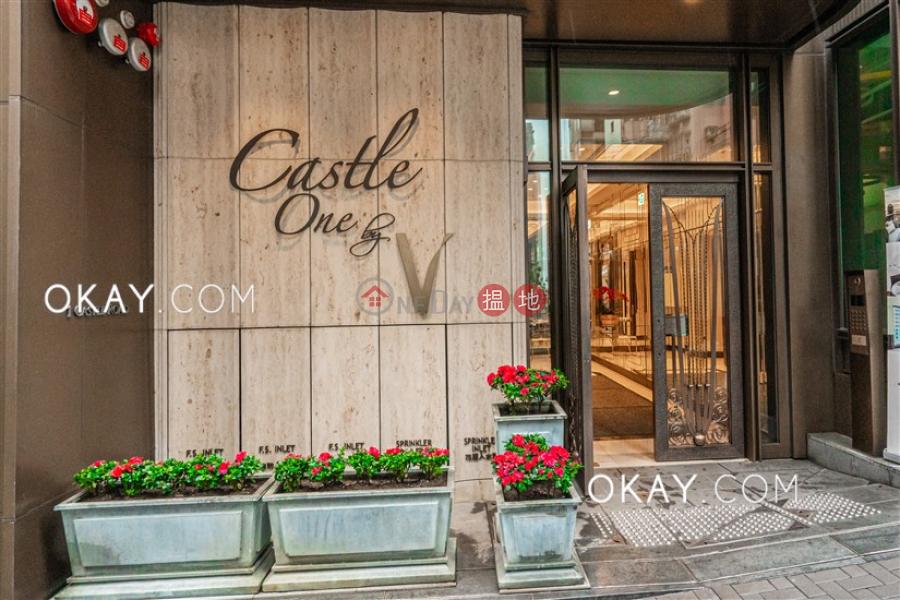 CASTLE ONE BY V 高層-住宅 出租樓盤HK$ 124,000/ 月