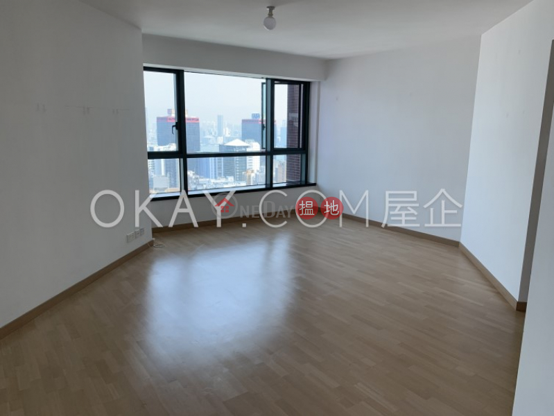 Property Search Hong Kong   OneDay   Residential Rental Listings   Stylish 3 bedroom on high floor with harbour views   Rental