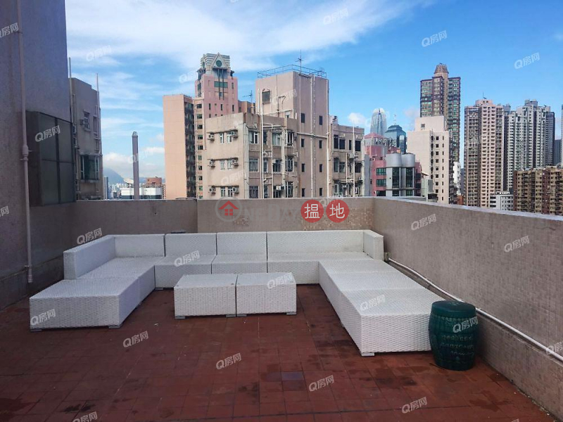Cheery Garden | 1 bedroom High Floor Flat for Sale 6A Babington Path | Western District, Hong Kong, Sales HK$ 10M