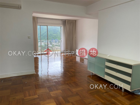 Unique 3 bedroom on high floor with balcony & parking | Rental|Repulse Bay Garden(Repulse Bay Garden)Rental Listings (OKAY-R37845)_0