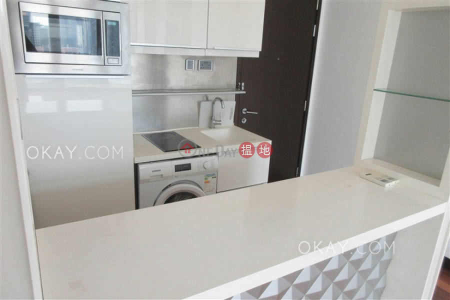 HK$ 28,000/ month, J Residence Wan Chai District | Charming 1 bedroom on high floor with balcony | Rental