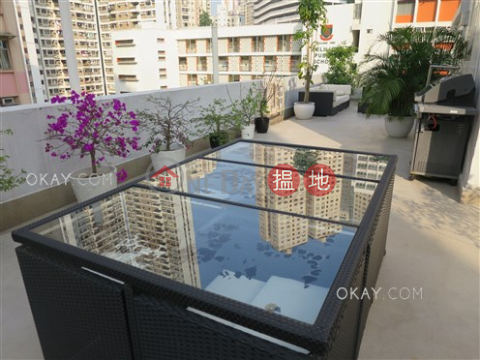 Rare 3 bedroom on high floor with rooftop | Rental|57 King's Road(57 King's Road)Rental Listings (OKAY-R317663)_0