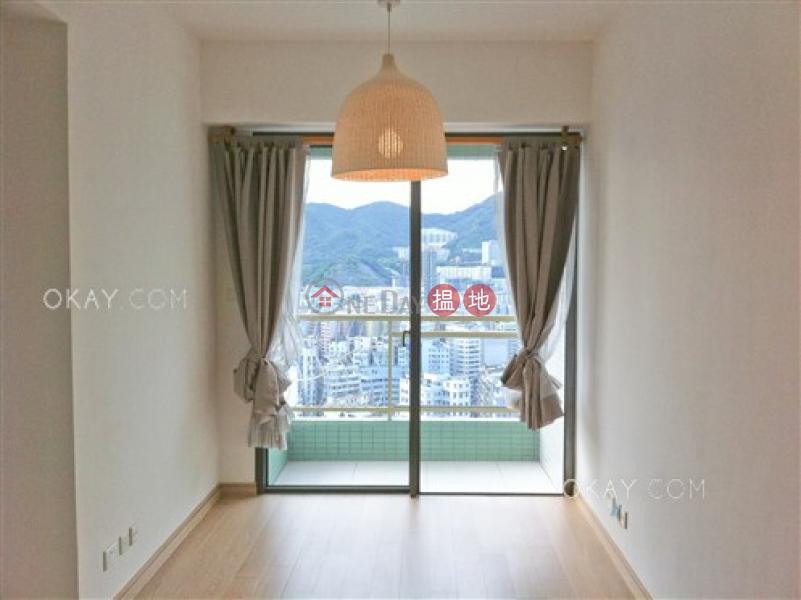 Rare 2 bedroom on high floor with balcony   Rental   Cite 33 百匯軒 Rental Listings