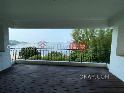 Beautiful 3 bedroom with sea views, balcony | Rental|Block A Repulse Bay Mansions(Block A Repulse Bay Mansions)Rental Listings (OKAY-R47553)_0