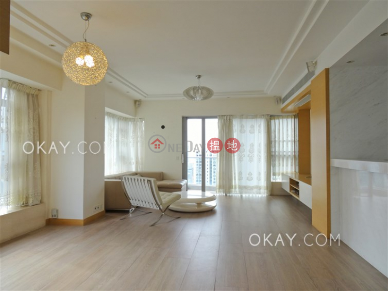 Property Search Hong Kong | OneDay | Residential, Sales Listings | Gorgeous 4 bedroom on high floor with balcony & parking | For Sale