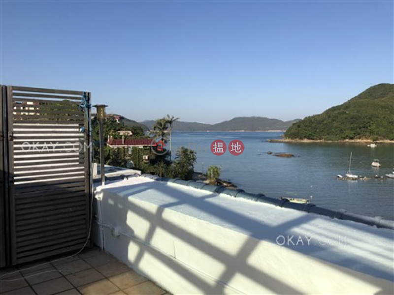 Exquisite house with sea views, rooftop & terrace | For Sale | 48 Sheung Sze Wan Village 相思灣村48號 Sales Listings