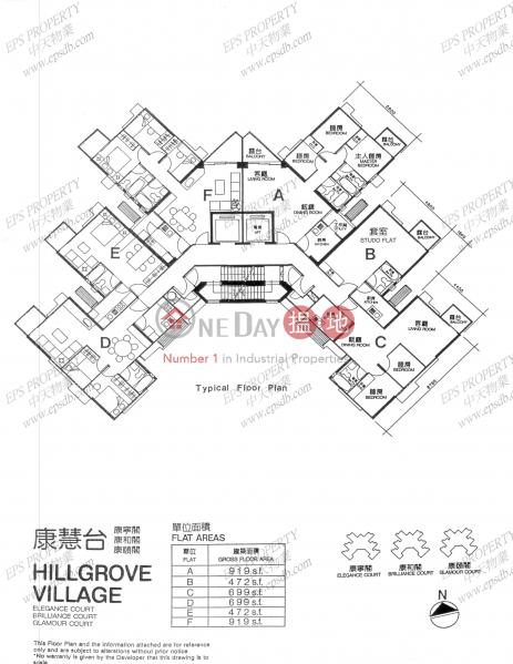 Glamour Court - Hillgrove Village