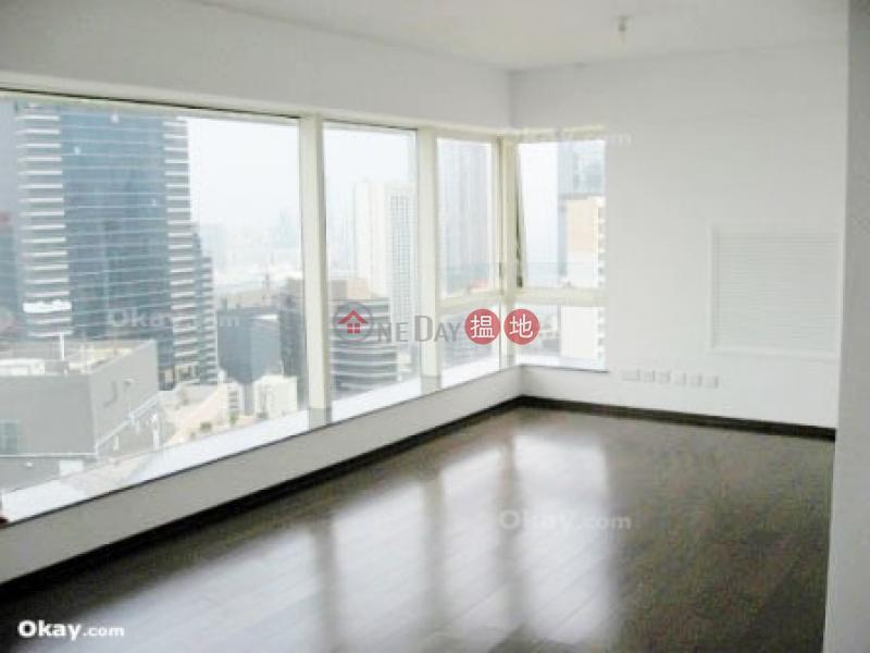 HK$ 78,000/ 月 聚賢居中區3房3廁,極高層,星級會所,露台聚賢居出租單位