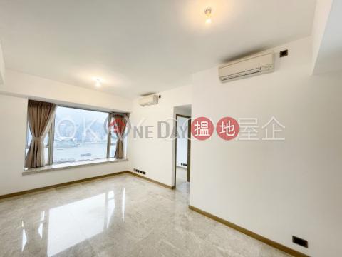 Unique 3 bedroom on high floor | Rental|Yau Tsim MongHarbour Pinnacle(Harbour Pinnacle)Rental Listings (OKAY-R368583)_0