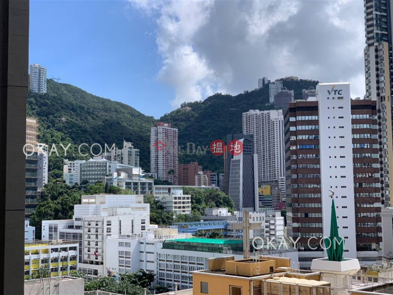 HK$ 25,000/ month The Morrison   Wan Chai District   Charming 2 bedroom with balcony   Rental
