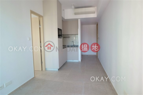 Lovely 1 bedroom on high floor with balcony | Rental|Resiglow Pokfulam(Resiglow Pokfulam)Rental Listings (OKAY-R378689)_0