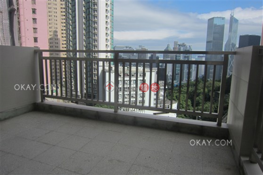 Property Search Hong Kong | OneDay | Residential | Rental Listings Beautiful 3 bedroom with balcony & parking | Rental