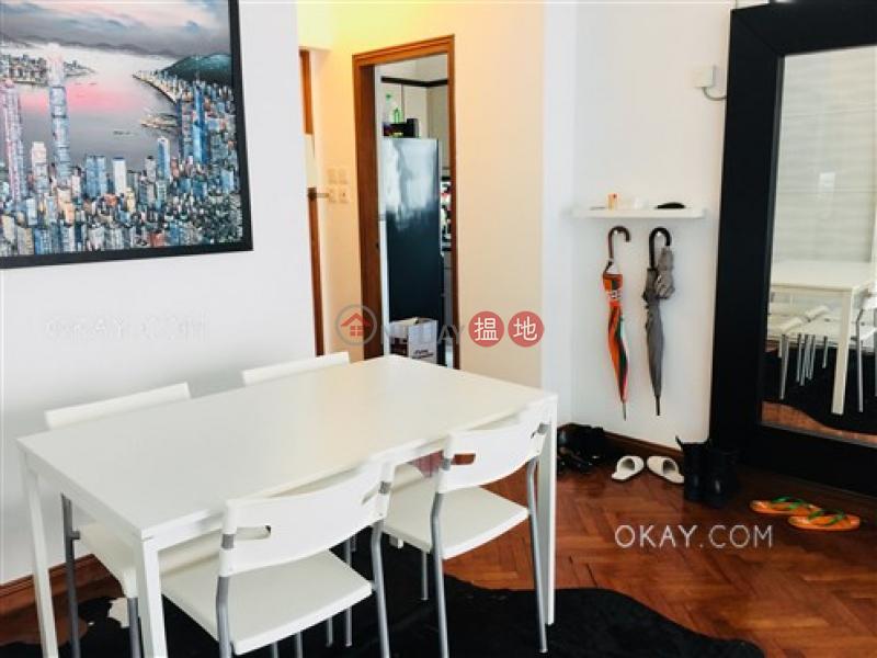 Stylish 2 bedroom on high floor with parking | Rental | Hillsborough Court 曉峰閣 Rental Listings