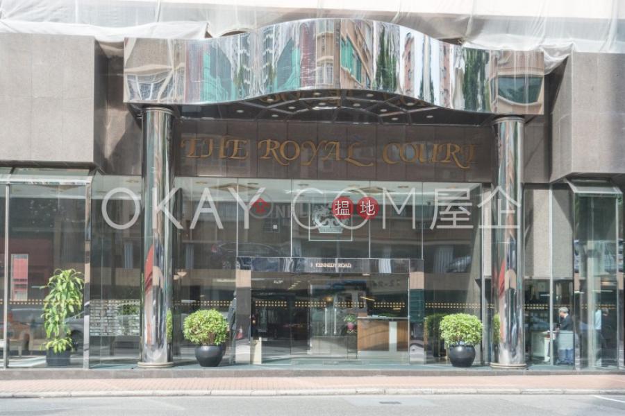 HK$ 43,000/ month   The Royal Court   Central District, Nicely kept 2 bedroom in Mid-levels Central   Rental