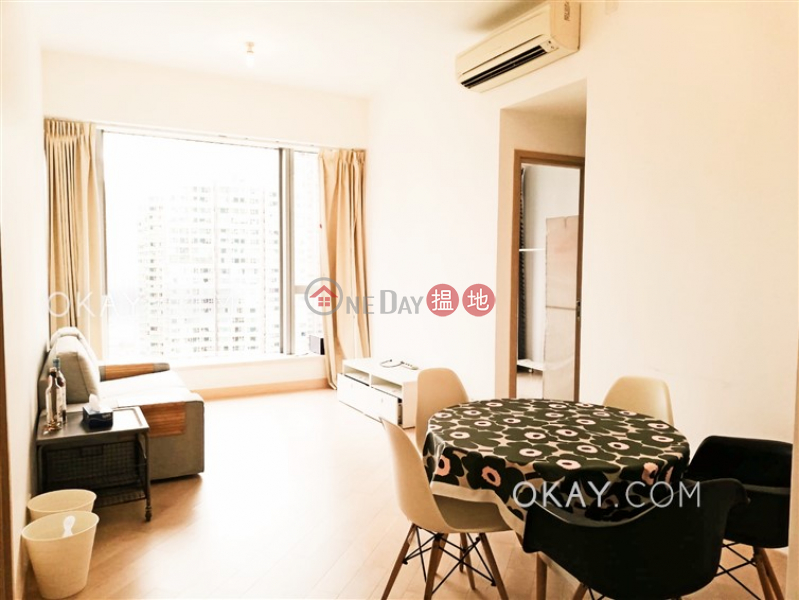 Elegant 2 bedroom with balcony | Rental, The Cullinan Tower 21 Zone 6 (Aster Sky) 天璽21座6區(彗鑽) Rental Listings | Yau Tsim Mong (OKAY-R105622)