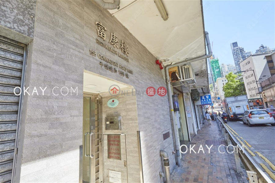 Stylish 2 bedroom with harbour views & balcony | For Sale | Richwealth Mansion 富康樓 Sales Listings
