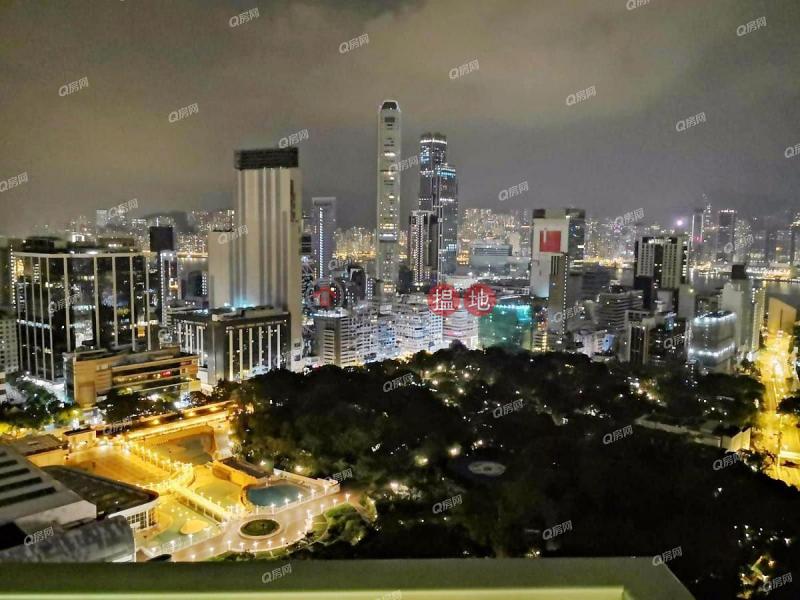 煙花海景,地標名廈港景峰買賣盤188廣東道   油尖旺 香港 出售 HK$ 2,700萬