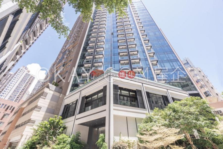 HK$ 27,000/ 月-RESIGLOW薄扶林|西區|1房1廁,星級會所,露台RESIGLOW薄扶林出租單位