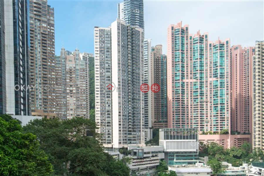 Property Search Hong Kong | OneDay | Residential, Sales Listings, Stylish 3 bedroom with balcony & parking | For Sale
