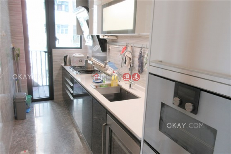 Gorgeous 3 bedroom with sea views & balcony | For Sale | Upton 維港峰 Sales Listings